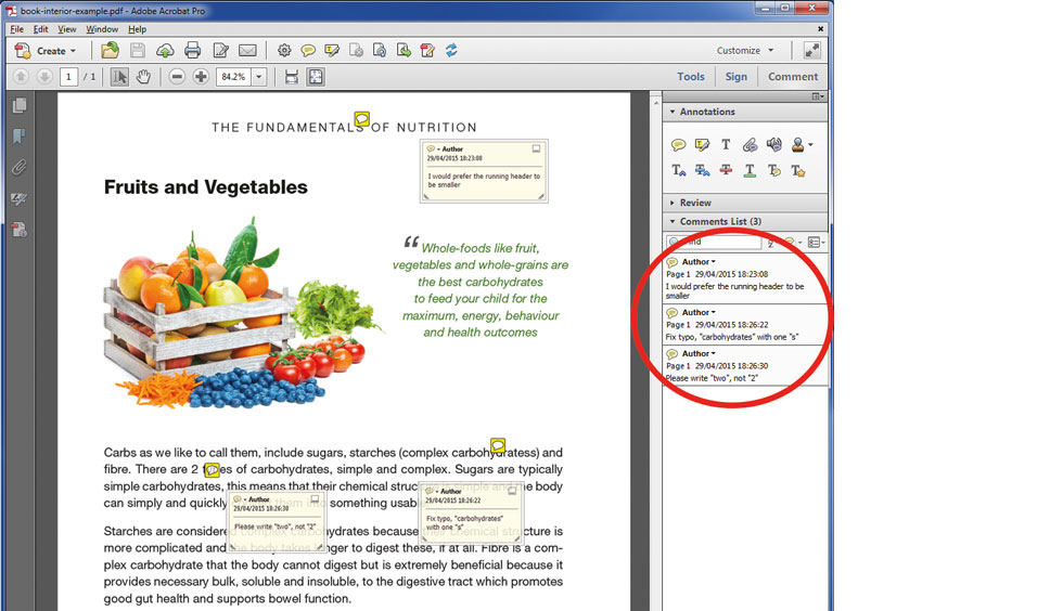 PDF Annotation - How to Add Notes to a PDF Document