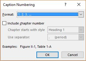 How to Style Captions | Formatting Captions in Word