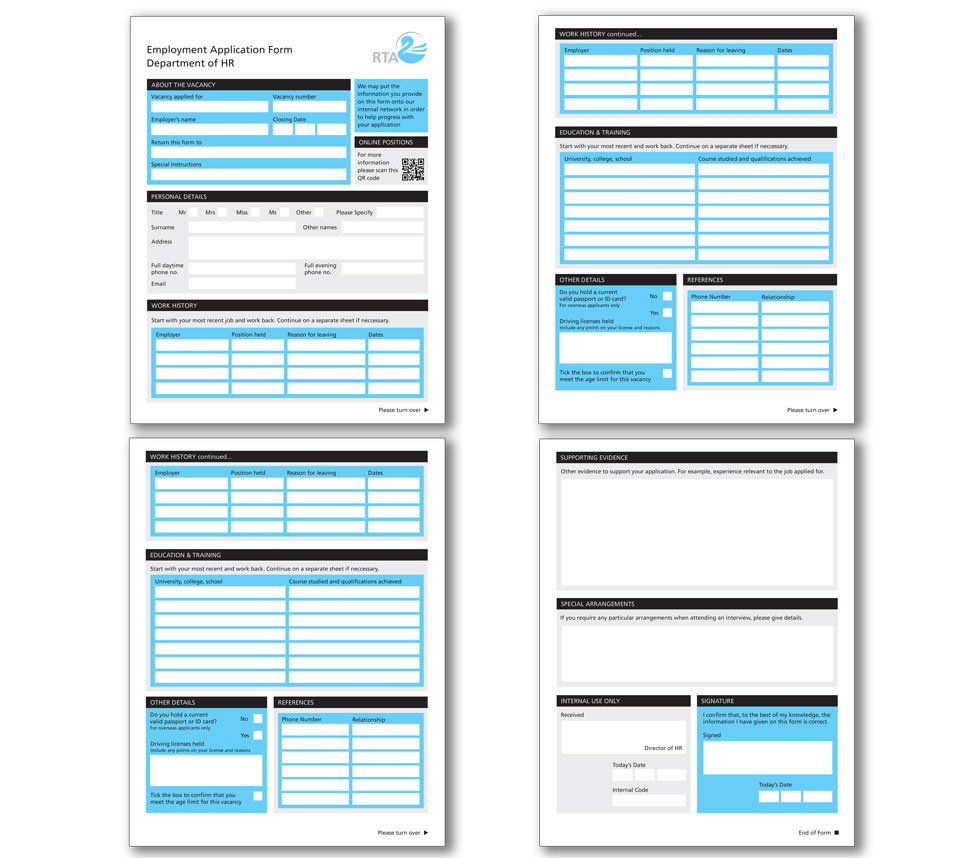 pdf how to create forms with vertical